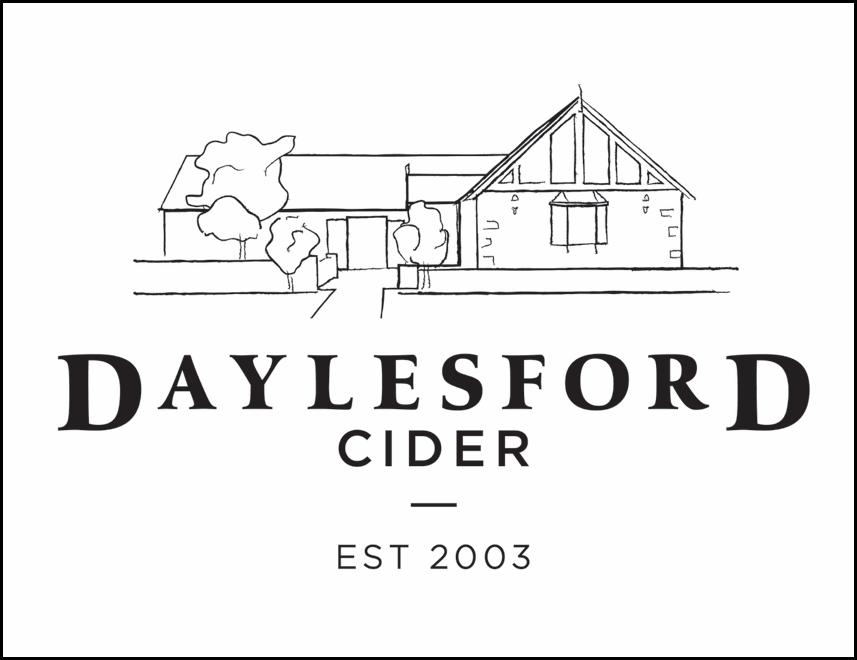 Daylesford cider logo