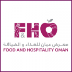 food and hospitality oman expo logo