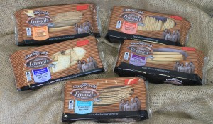 5 packets of kurrajong kitchen crackers