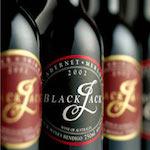 black jack wines
