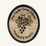 cedar creek estate wines