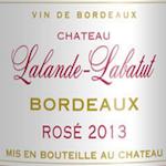 Chateaur Lalande Labut logo