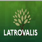 Logo for latrovalis olives. png
