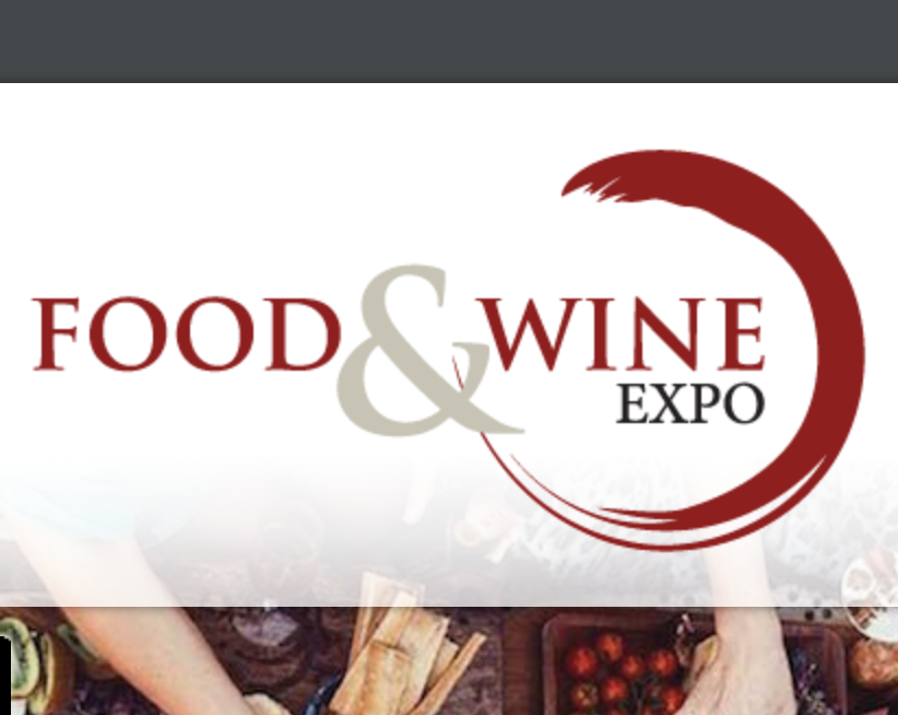 Food and Wine Expo logo