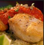 grilled fish by joseph bonnano