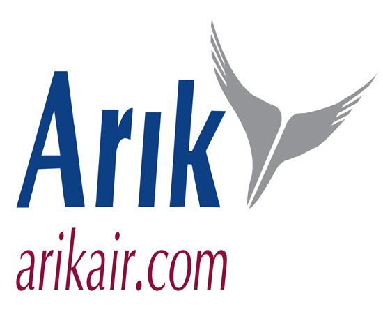 arik airlines logo