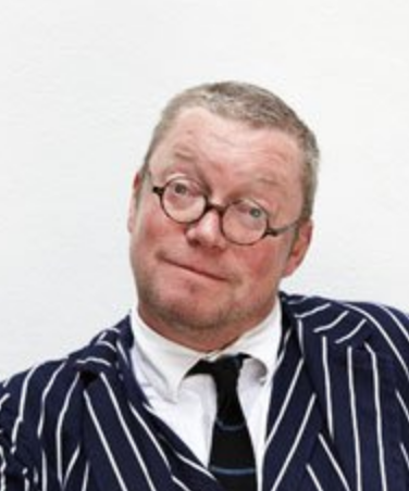 Head Shot Image of Chef Fergus Henderson