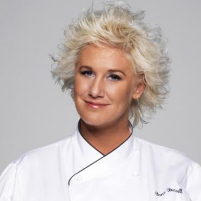 A headshot image of Chef Ann Burrell