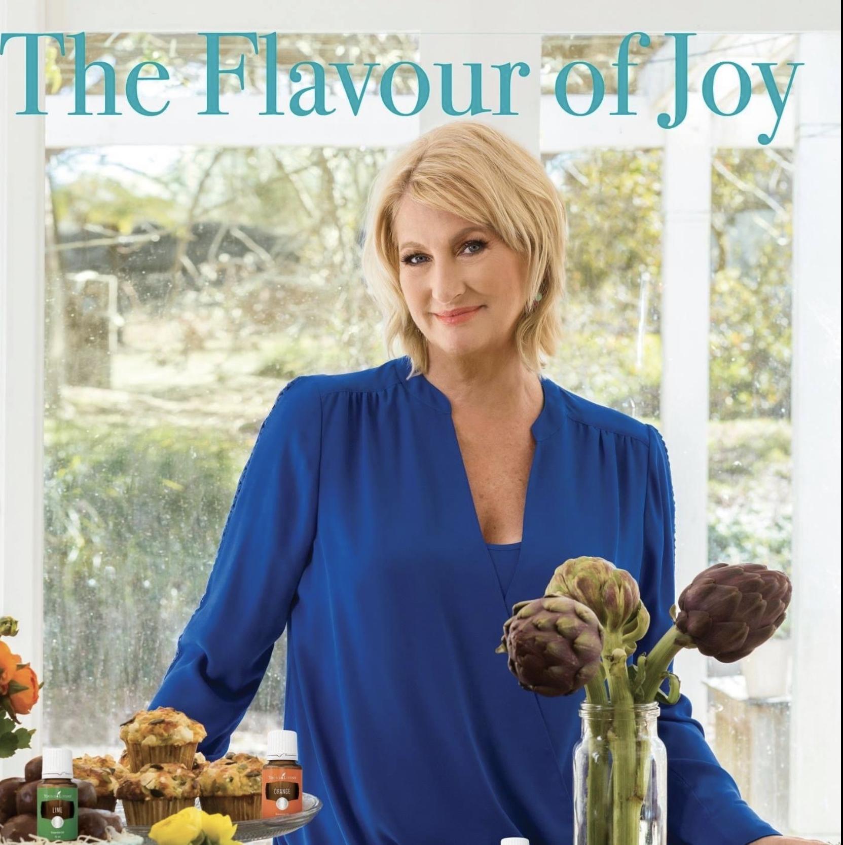 The Flavor Of Joy Cookbook