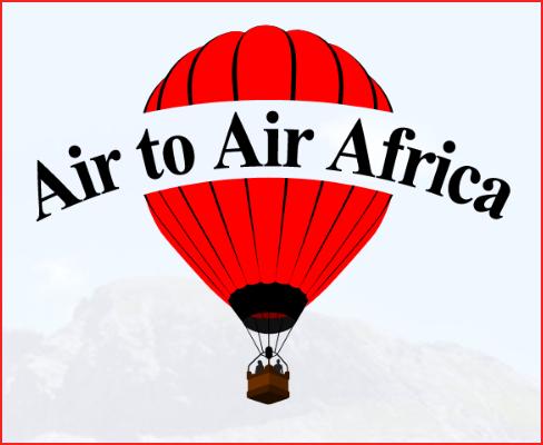 Air to Africa Hot Air Balloons Logo