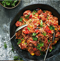 Image of Spicy Pork Fried Rice