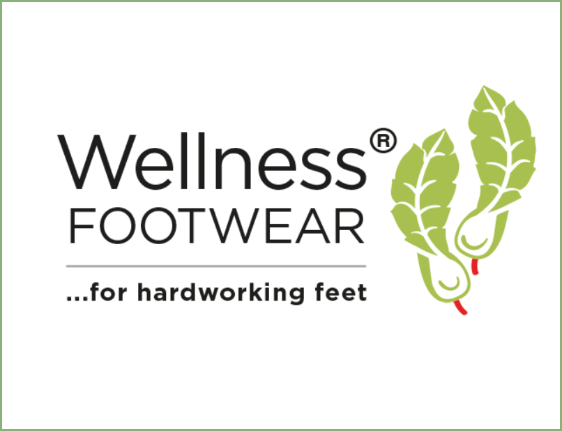 wellness footwear logo